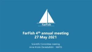 Icon of FarFish 2021 Annual Meeting SC Meeting