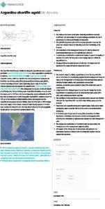 Icon of Fishsource Argentine Shortfin Squid SW Atlantic