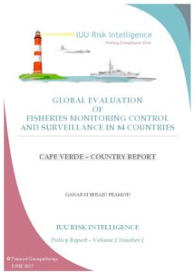 Icon of Pramod, G  (2017) Global Assessment Of Fisheries MCS In 84 Countries IUU Cape Verde