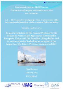 Icon of Evaluation Report SFPA Seychelles 2013 En