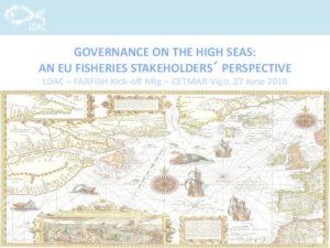Icon of High Seas Governance LDAC