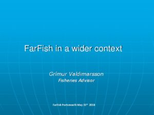 Icon of FarFish In A Wider Context Grimur Valdimarsson 2018