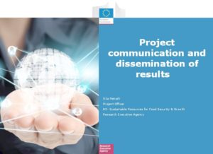 Icon of Project Communication And Dissemination Of Results