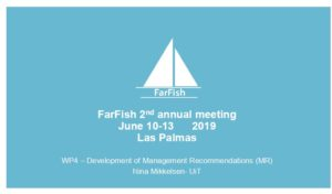 Icon of FarFish 2019 Annual Meeting WP4