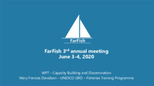 Icon of 8  FarFish 3rd Annual Meeting WP7