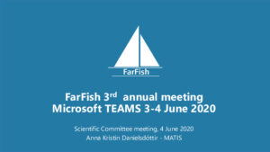 Icon of 11  FarFish SC Meeting 3rd Annual Meeting 20200604