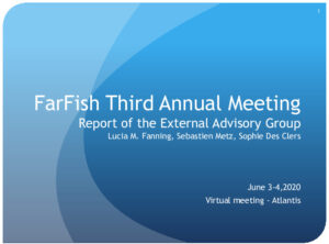 Icon of FarFish 3rd Annual Meeting EAG Feedback