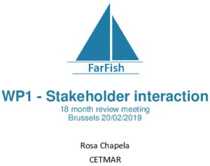 Icon of 2  FarFish PR1 Review Meeting WP1