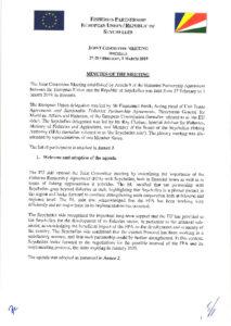 Icon of 2019 JCM SEY Signed Minutes EU-Seychelles JCM Febr-Marc 2019