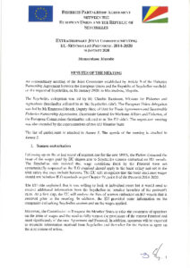 Icon of 2020 JCM SEY Minutes EU-SEY Extraordinary JCM 16-1-2020