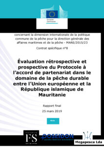 Icon of MAURITANIA Ex Post Rapport Final 2019